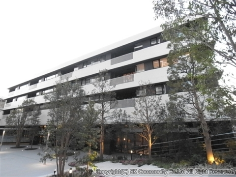 パークハビオ新宿イーストサイドタワーアネックス棟