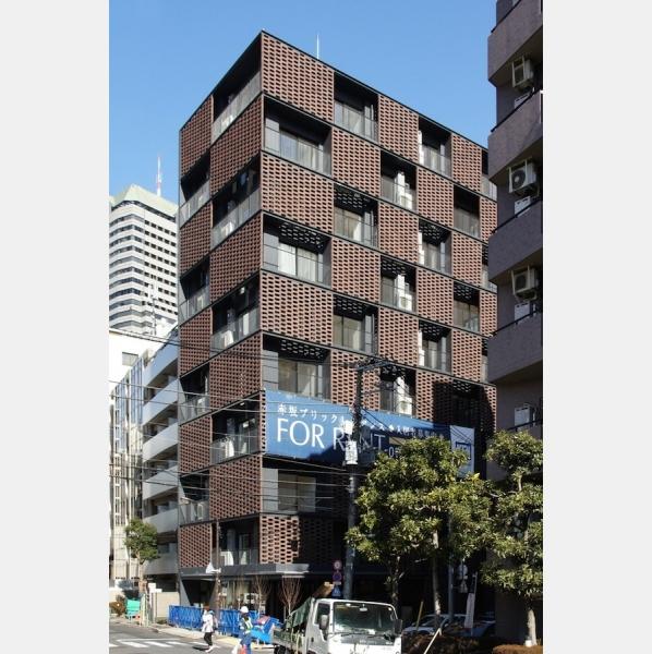Akasaka Brick Residence