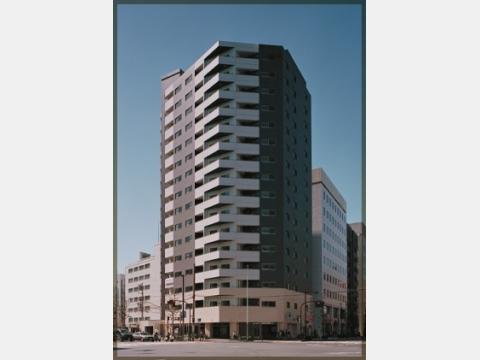 所在地 東京都中央区八丁堀4-8-7交通 東京メトロ日比谷線/八丁堀 徒歩1分総戸数 118戸/階建 16階建(B2階)