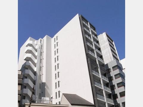 所在地 東京都中央区新川2-12-6交通 京葉線/八丁堀 徒歩3分総戸数 63戸/階建 12階建(B1階)