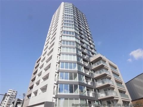 所在地 東京都渋谷区本町3-1-4交通 京王線/初台 徒歩8分総戸数 142戸/階建 21階建(B1階)