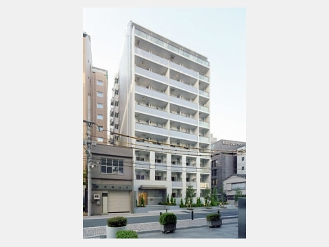 所在地 東京都港区芝1-6-4交通 山手線/浜松町 徒歩6分総戸数 80戸/階建 12階建-