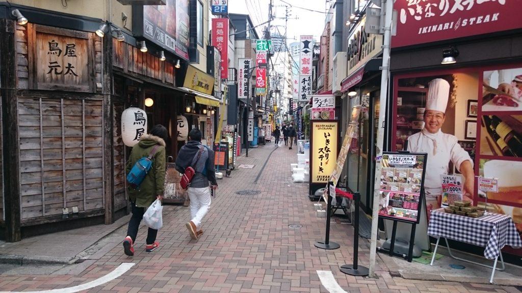「慶応仲通り商店街」には様々な魅力あるお店が立ち並びます
